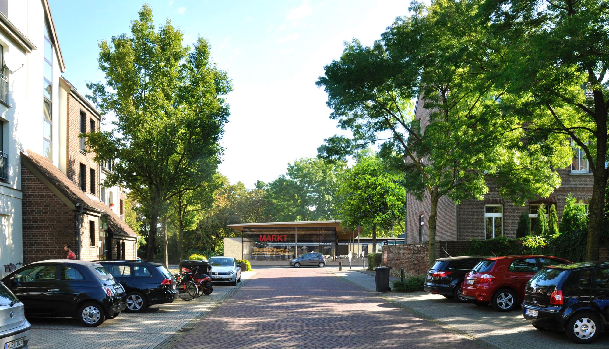 Perspektive De-Cabanes-Straße