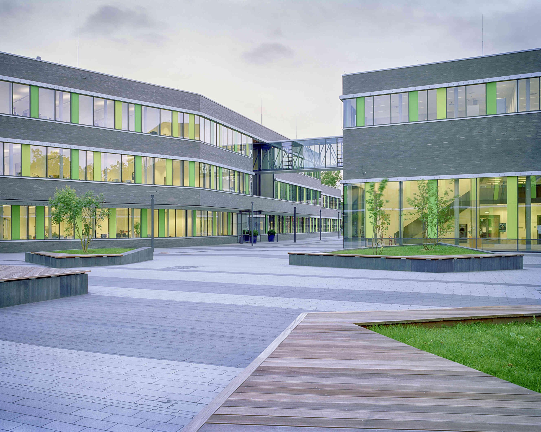 Hochschule Rhein-Waal | Michael van Ooyen | Freie Architekten