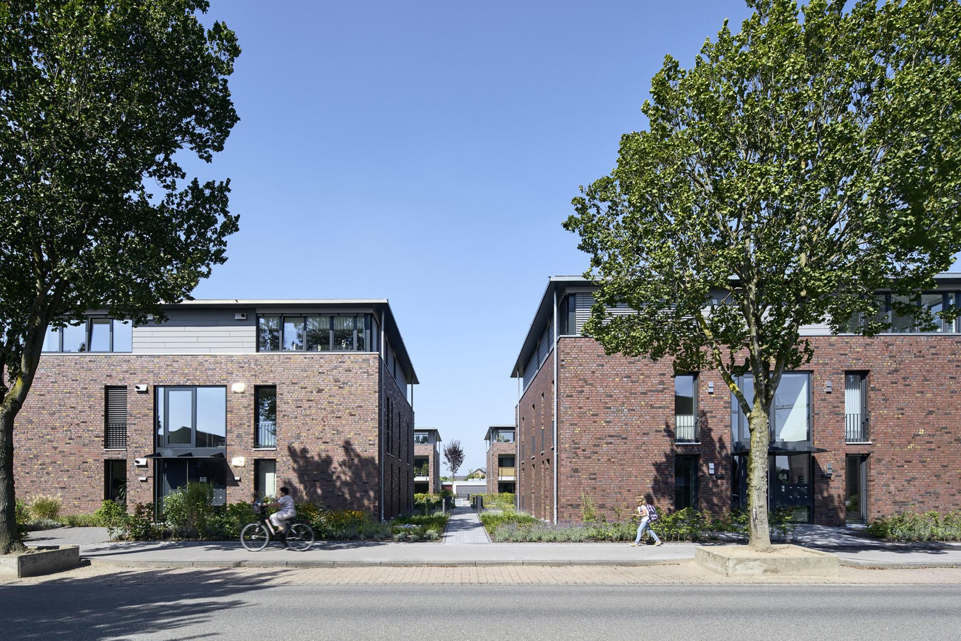 Wohnanlage Straelen | Venloer Straße
