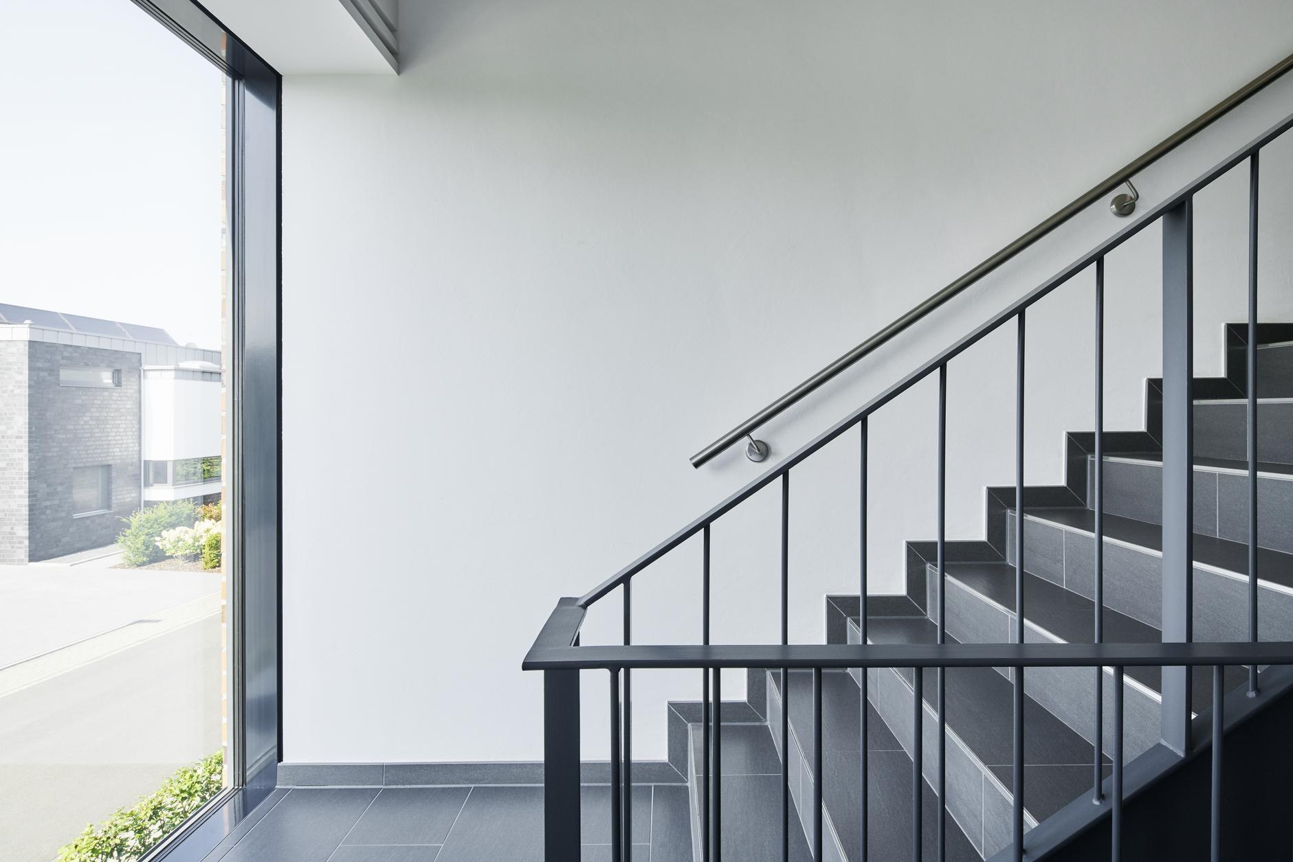 Wohnanlage Straelen | Treppenhaus